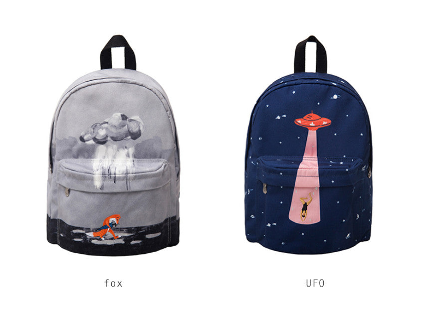 Summer Backpack By YIZI - Out Of Production