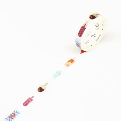 Summer Ice Lolly Washi Tape