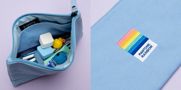 Summer Talk Pantone Rainbow Flat Case By Kiitos Life