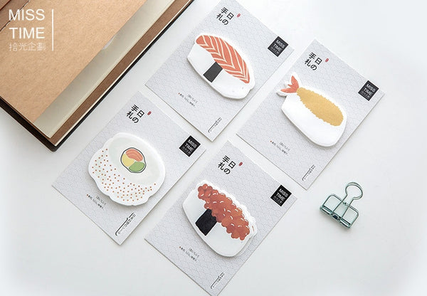 Sushi [Ebi Fry] Sticky Notes