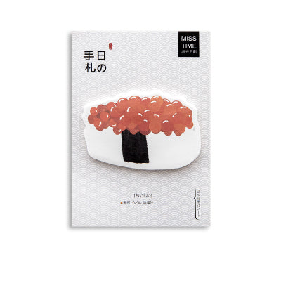 Sushi [Tobiko] Sticky Notes