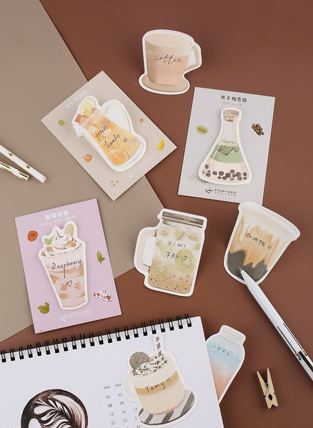 Sweet Drink [Fruit Tea] Sticky Notes