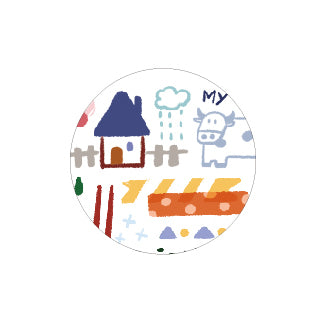 Sweet Time Play Time Washi Tape