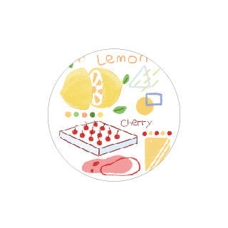Sweet Time Fruits Washi Tape