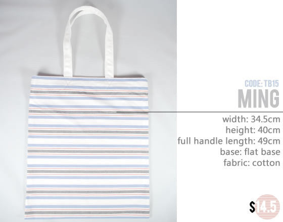 [Ming] Big Tote Bag