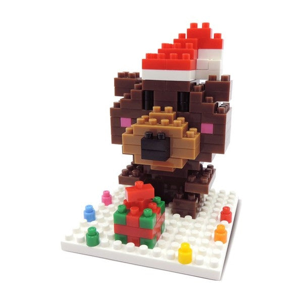 TICO Brick Christmas Series - X'mas Bear