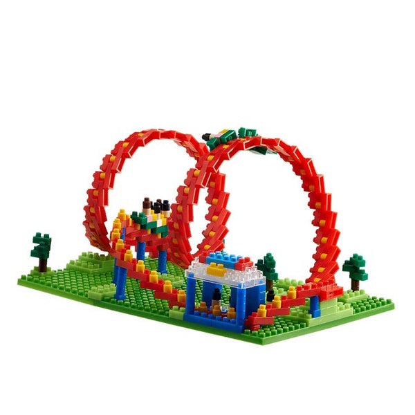 TICO The Amusement Park - Roller Coaster