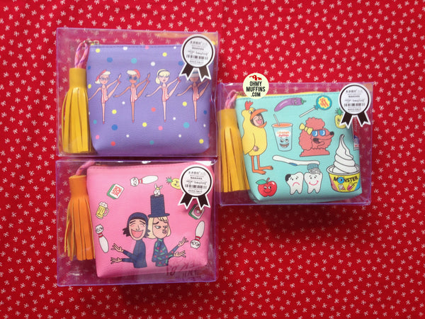 Tassel Charm [Juggling] Coin Pouch By Bentoy