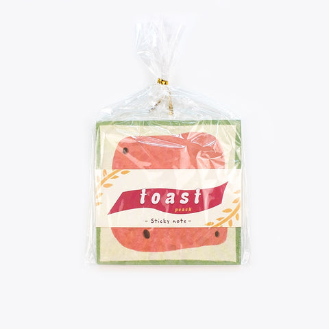 Toast Watermelon Notepad