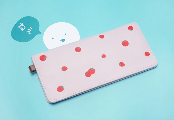 Canvas Long Wallet By 小野 (Xao Ye) - OUT OF PRODUCTION