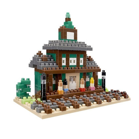 Train Station - Tico Bricks