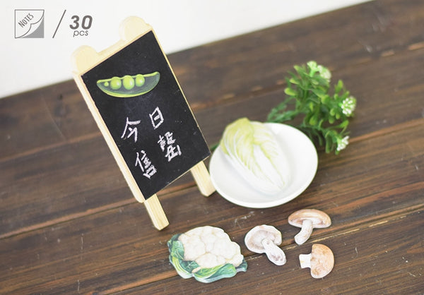 Vegetables Sticky Notes