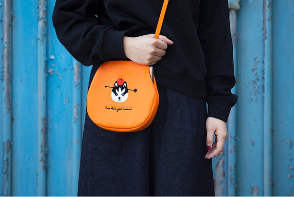 Wolf Ball Clasp Bag By YIZI