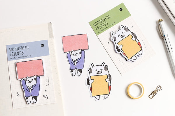 Wonderful Friends [Peacemaker] Sticky Notes