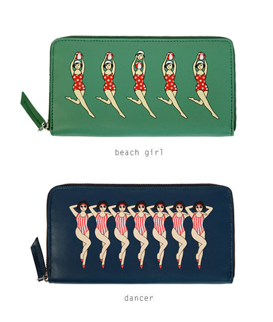 LadyLady Long Wallet by YIZI - OUT OF PRODUCTION
