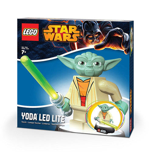 Lego Star Wars Yoda [Green] Touch + Nite Lite (Night Light)