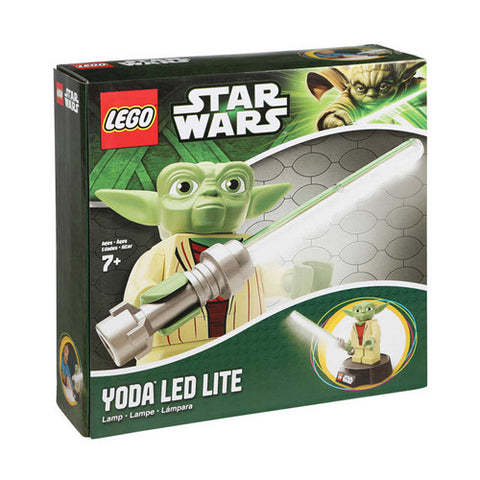 Lego Star Wars Yoda [White] Nite Lite (Night Light)