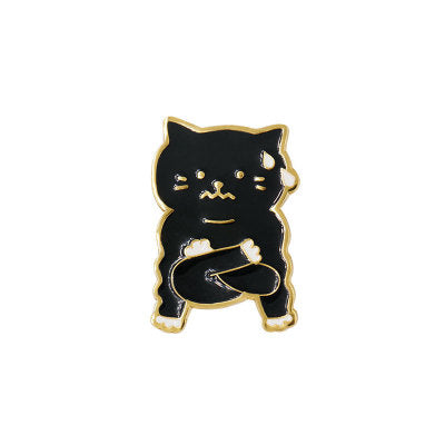 Yoga Cat [Lotus Pose] Pin By U-Pick