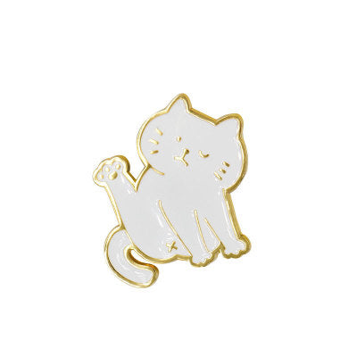 Yoga Cat [Stretching Pose] Pin By U-Pick