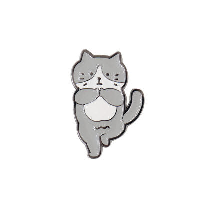 Yoga Cat [Tree Pose] Pin By U-Pick