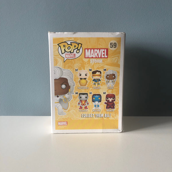 Funko Pop Marvel: X-Men Storm