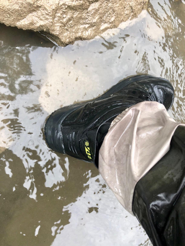 Care and Cleaning of Wading Boots for Fly Fishing