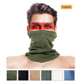 Kylebooker Unisex Bandanas Multifunctional Neck Gaiter For Fishing Outdoor Sports