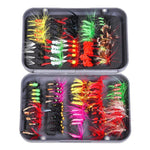 100pcs Flies Kit