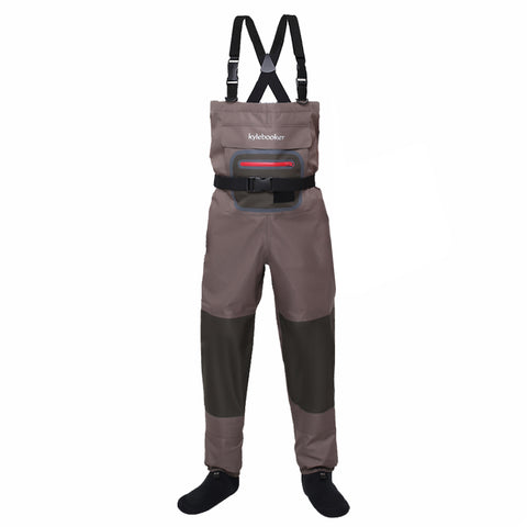 STOCKINGFOOT CHEST WADERS KB001