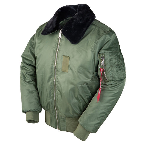 B-15 Bomber Flight Force Pilot Jacket