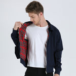 Harrington vintage bomber jacket
