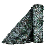 Camo Netting, Camouflage Netting, Military Army Tarp, Sunshade Mesh Nets, Hunting Blinds, Bulk Roll, Lightweight, Great for Party Bedroom Decoration, Camping, Hunting Shooting Car Cover