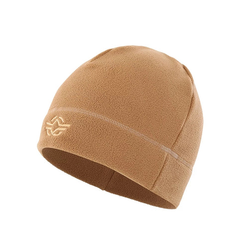 Elastic Winter Fleece Cap