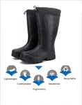 Winter Fishing Hunter Boots