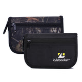 Kylebooker Fishing Lure Storage Bag Spinner Baits Wallet Case BB01