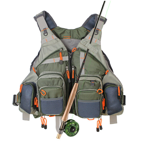 Mesh Fishing Vest FV01