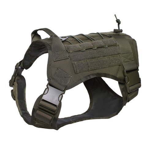 Tactial Dog Harness Vest