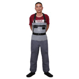 Five Layer Fabric Chest Waders KB007