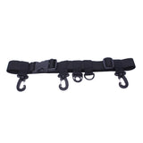 Adjustable Fishing Wader Belt Fit for Simms Orvis Hodgman Redington Frogg Toggs and Kylebooker Waders