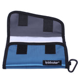 Kylebooker Fishing Soft Bait Binder Wallet Case Lure Tackle Storage Bag BB02