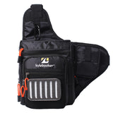 Kylebooker Fishing Waist Pack Tackle Storage Bags SL02