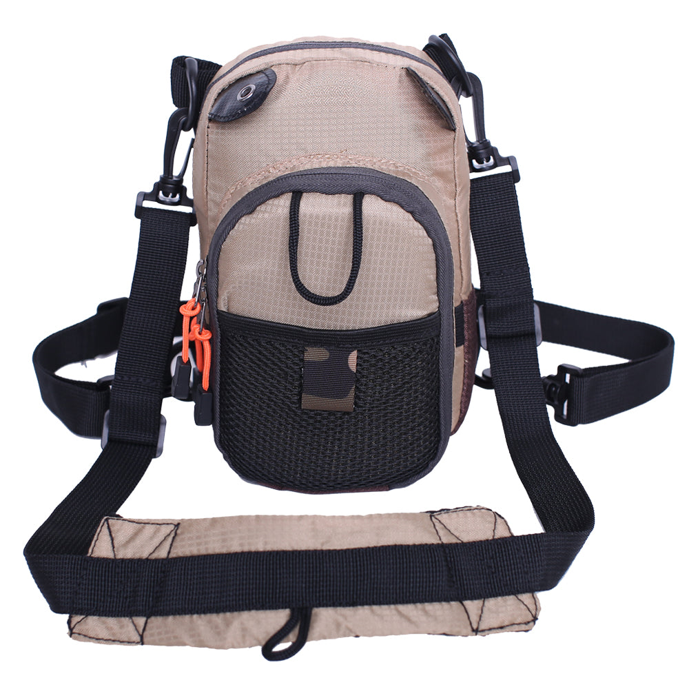 Kylebooker Sling Bag Chest Shoulder Backpack Sac /à bandouli/ère l/éger