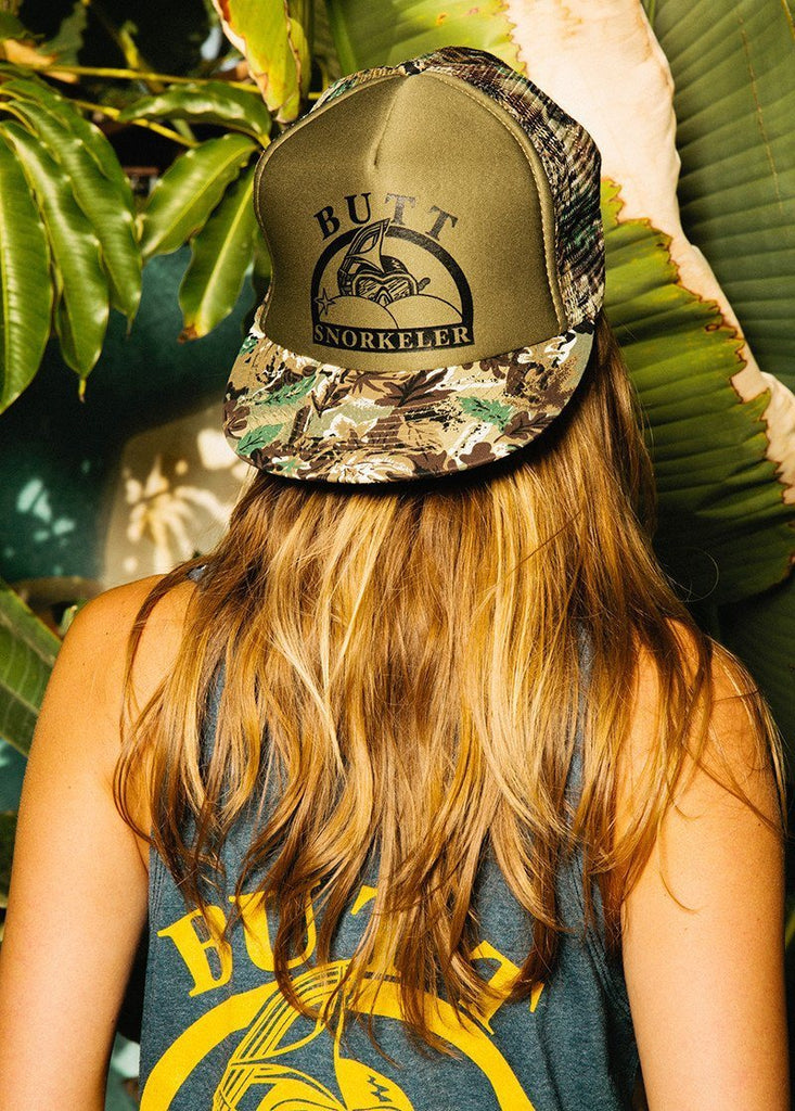 Deep In the Bush Trucker