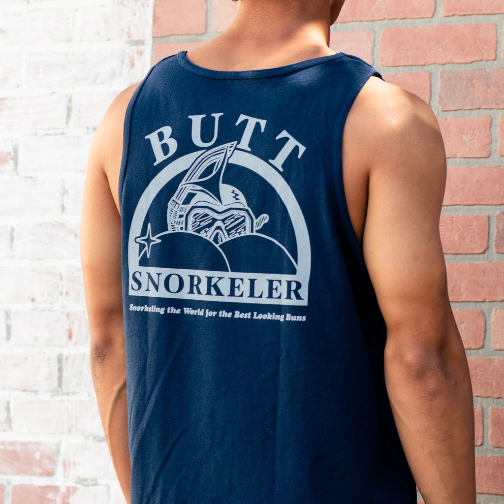 Navy BS Logo TANK