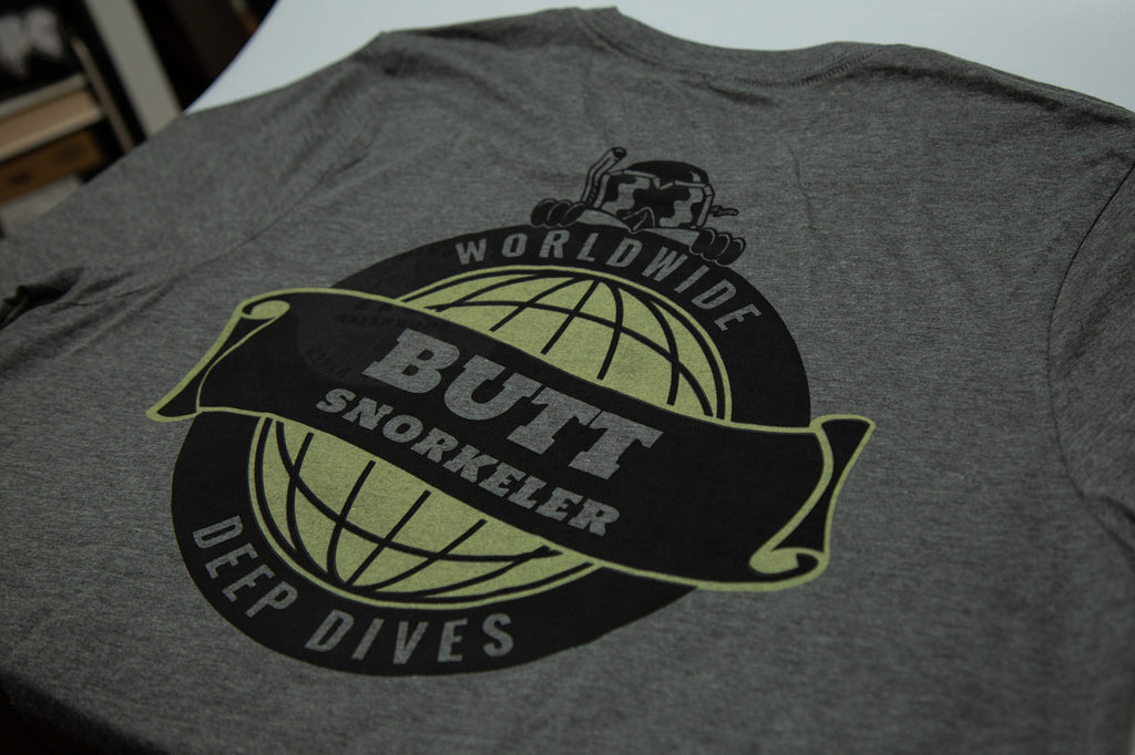 Worldwide - Heather Grey
