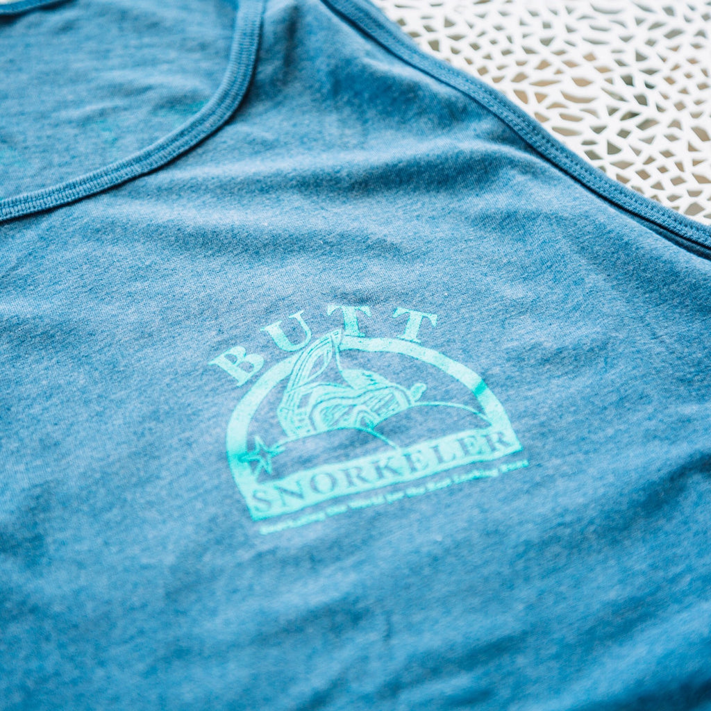 Sea-foam BS Logo TANK