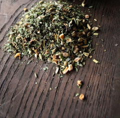 Fire Spirit Tea || Intuition || Invigorating Digestive Spice