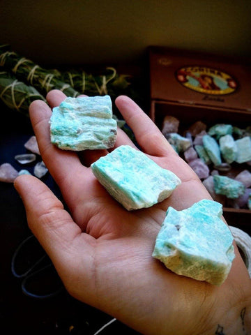 Amazonite || Stone of Courage