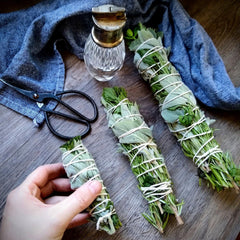 Smoke Cleansing Herb Bundle || Pacific Northwest || Ethically Harvested
