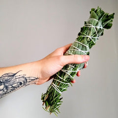 Smoke Cleansing Herb Bundle || Pacific Northwest || Ethically Harvested - The Rex Apothecary is now SPIRIT HAUS Botanicals